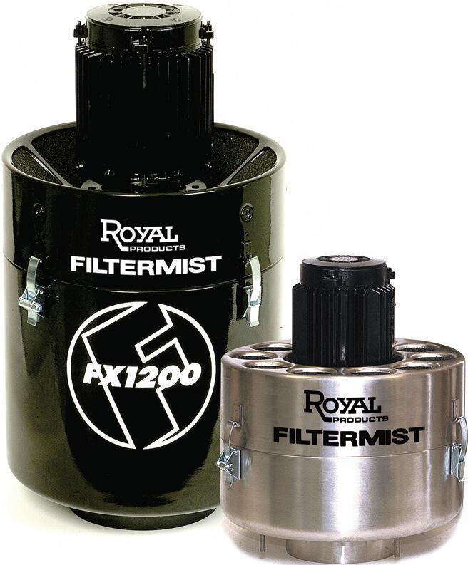 美国Royal皇家烟雾收集器